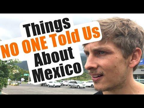 10 Things NO ONE Warned Us About in MEXICO
