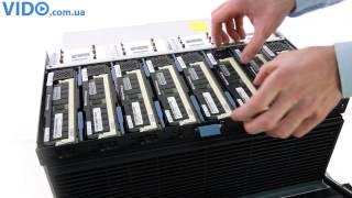 Видеообзор стоечного сервера HP ProLiant DL980 G7