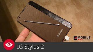 LG Stylus 2 (MWC 2016)