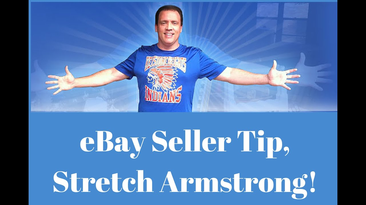 Ebay Seller Tip Remember Stretch Armstrong Youtube