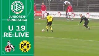 1. FC Köln - Borussia Dortmund 0:2 | A-Junioren-Bundesliga