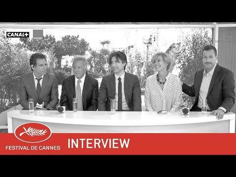 THE MEYEROWITZ STORIES - Interview - EV - Cannes 2017