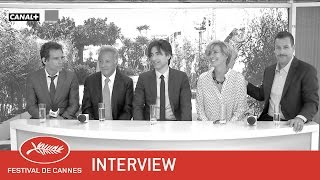 THE MEYEROWITZ STORIES - Interview - EV - Cannes 2017
