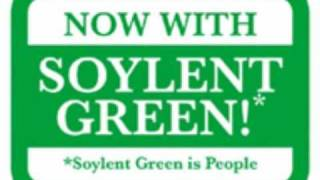 Danish Chemtrails Announcement!  The Soylent Green Party Remix!