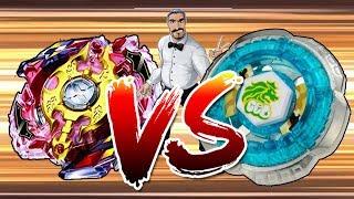 בייבלייד - חיקוי נגד מקורי! מי ינצח?!