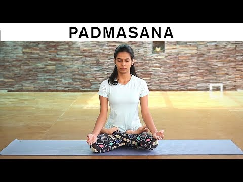 How to do Padmasana Lotus Pose