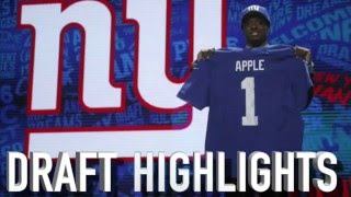 New York Giants || 2016 NFL Draft Highlights
