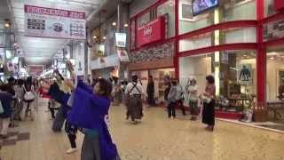 麗舞 高知組 ひめよさ2014 南北パレード mususukunjp 純野静流 検索動画 28