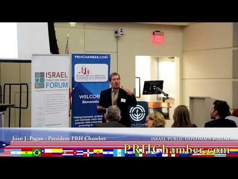 Puerto Rican Hispanic Chamber & Israel Public Diplomacy Forum