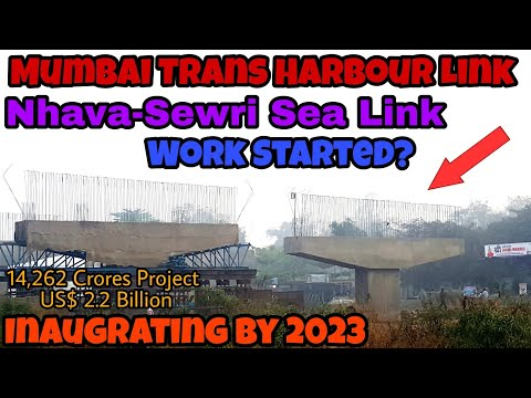 Mumbai Trans Harbour Link | Sewri-Nhava Sheva Trans Harbour Link | MMRDA appoints three contractors