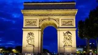 Популярные курорты Франции