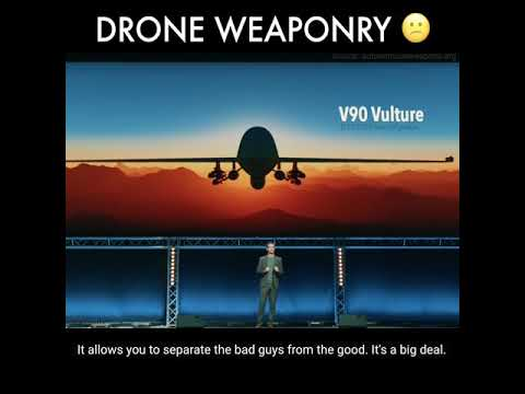 Drone Air force is the military tech