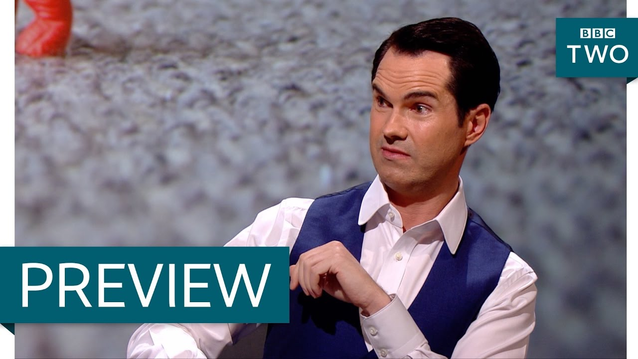 Jimmy Carr and Johnny Vegas on King Kong and the dinosaurs - QI Series N Episode 13: Preview