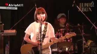 2015 3 27 長崎ローカル音楽情報番組にて、3/1(日)の「JUNK BOX」公開録...