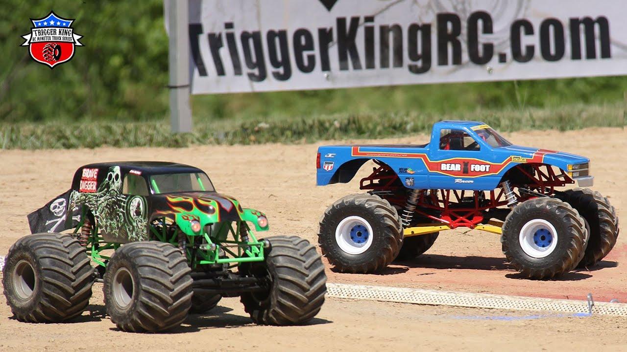 DIRT Sport Mod Racing - Jun.14, 2020 - Trigger King R/C Monster Trucks