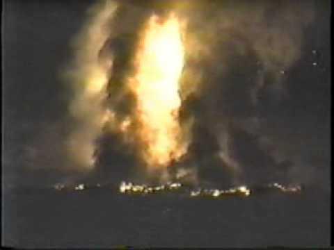 Durham Woods Explosion - YouTube
