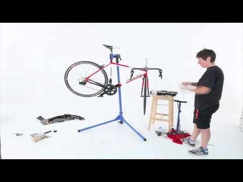 Build a winter bike… in under a minute!