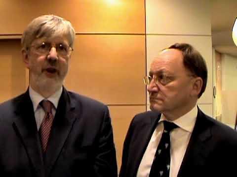 His Honour Judge Simon Brown QC & Chris Dale, Masters Conference '09
