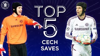 Download Top 5 Legendary Petr Cech Saves | Chelsea Tops