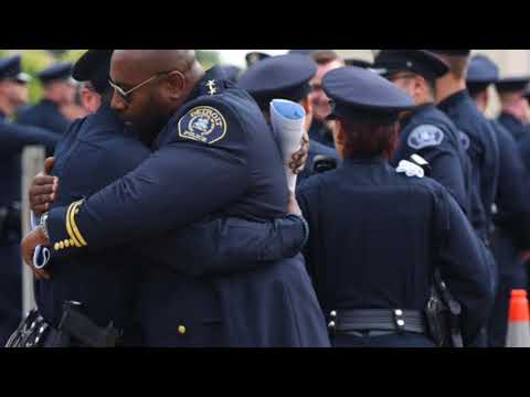 Listen to 'end of watch' radio call for fallen police officer Fadi Shukur