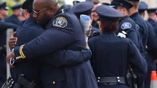 End of watch for Detroit Police Officer Fadi Shukur, Aug. 20, 2018.