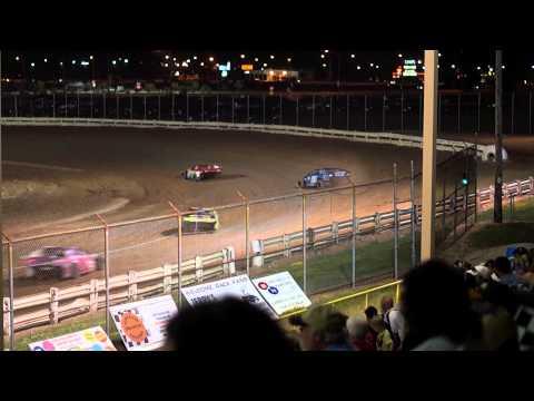 EWSC Racing IMCA Sport Mod Feature 7/20/2012