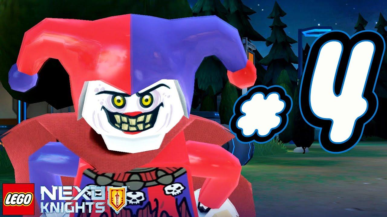lego nexo knights gameplay ita walkthrough 4  jestro