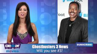 Ernie Hudson Talks 'Ghostbusters 3'