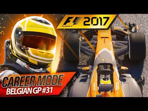 F1 2017 Career Mode Part 31: ULTIMATE ENGINE UPGRADE