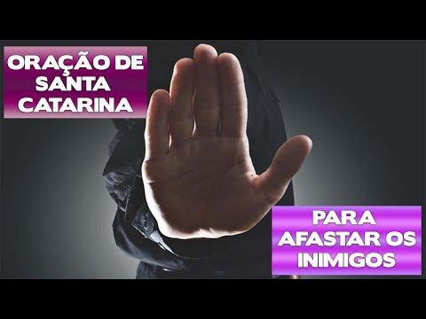 ORAÇÃO DE SANTA CATARINA CONTRA OS INIMIGOS - Benza Comigo!