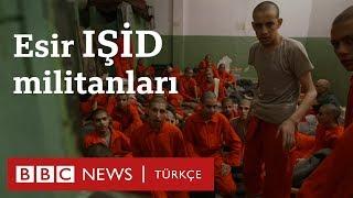 Barış Pınarı Harekatı: BBC IŞİD'lilerin tutulduğu cezaevlerine girdi