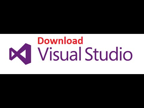 Download Free Visual Studio 2015 - 2013 - 2012