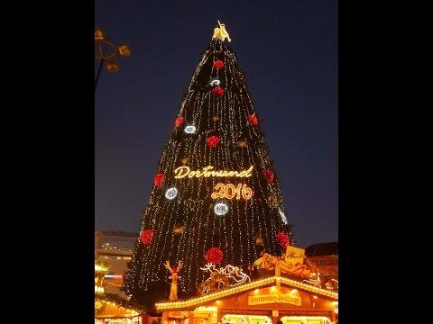 TRAVEL VLOG: DORTMUND (Christmas Bazaar 2016) Weihnachtsmarkt | Maria Gracia