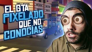EL GTA PIXELADO QUE NO CONOCÍAS | Broke Protocol