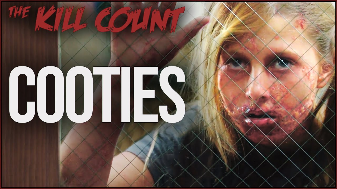 Cooties (2014) KILL COUNT