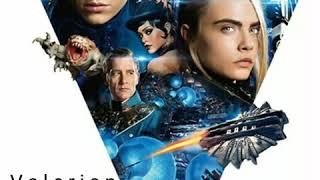 Valerian - песня в конце фильма.