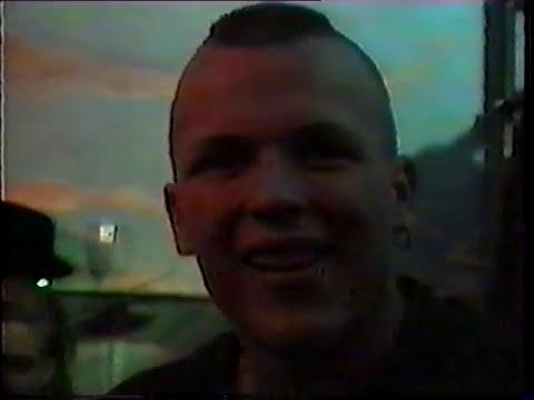 UNIT club Hamburg - Last weekend Xcess 08.01.1994
