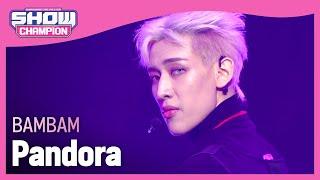 [Show Champion] [SOLO HOT DEBUT] 뱀뱀 - 판도라 (BamBam - Pandora) l EP.399