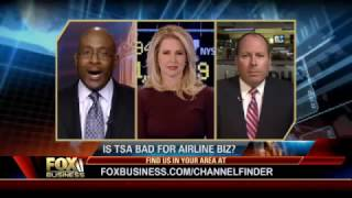 Todd Schoenberger TSA Security Measures' Impact on Airline Business