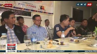 WATCH: Inter-agency task force holds briefing on Boracay shutdown | 25 April 2018