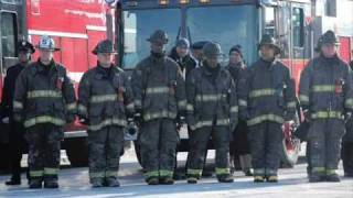 Chicago Fire Department Mayday 12-22-10