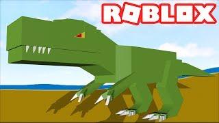 Roblox → DINOSAUR LIFE SIMULATOR!! -Dinosaur Simulator 🎮