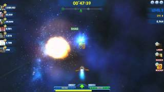 Typing Galaxy (Facebook Free-to-play game)
