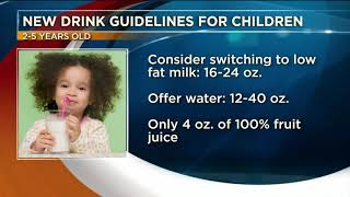 What kids should and should NOT drink