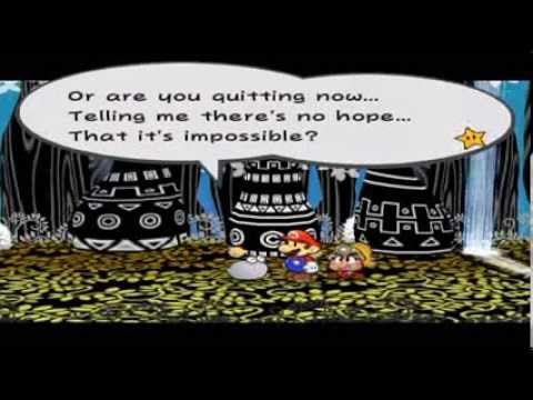 Paper Mario: The Thousand-Year Door Walkthrough Part 14: Mental Notes