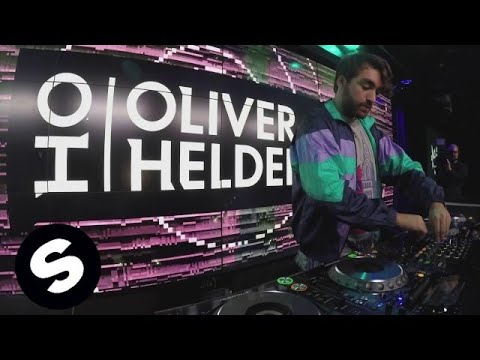 Oliver Heldens Live (Presented by Watch Dogs 2)