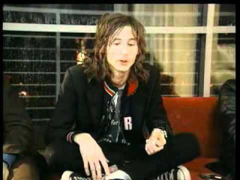 The Strokes - interview 1/4 (2006)