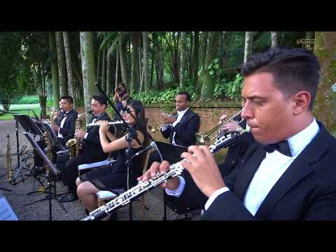 Ed Sheeran  Shape Of You Instrumental Casamento na Fazenda Vila Rica  Coral e Orquestra