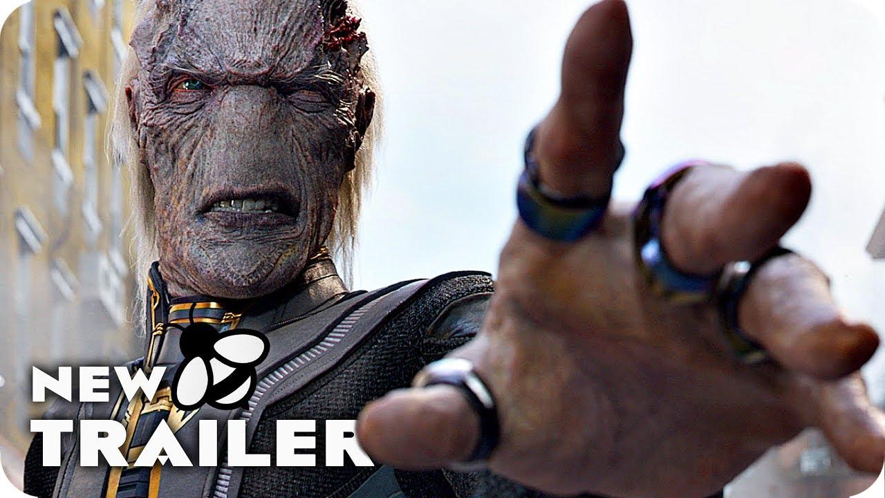 Avengers 3: Infinity War All Bonus Clips, Bloopers, Making-Ofs & Trailer 4K UHD (2018)