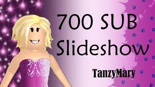 Roblox: Bloxburg | 700 Subscriber Slideshow and Mocap Dancing
